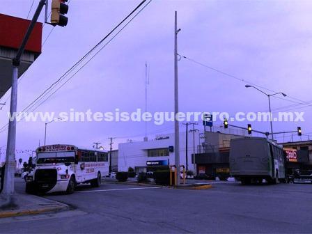 Bloqueos y enfrentamientos en Reynosa