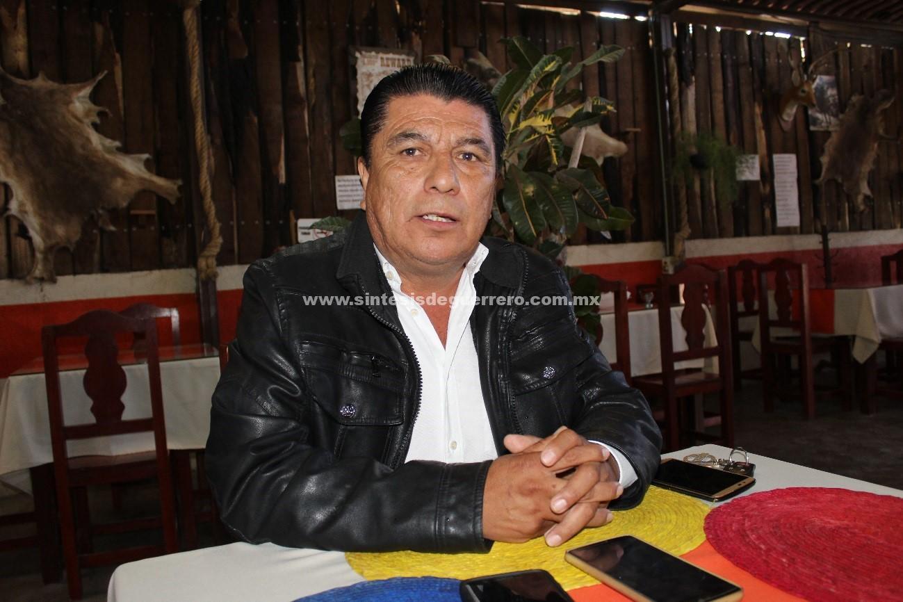 Entrevista con el ex presidente municipal de Zitlala