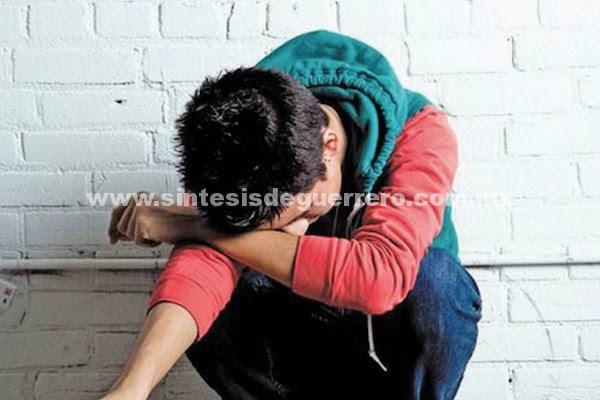 Depresión infantil detona deserción escolar y suicidio