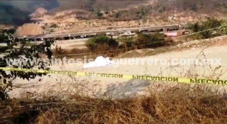 Torturan y matan a tres comunitarios en Tierra Colorada, Guerrero