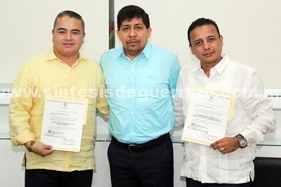Da posesión Meza a nuevos coordinadores de Zonatur y Servicios Públicos