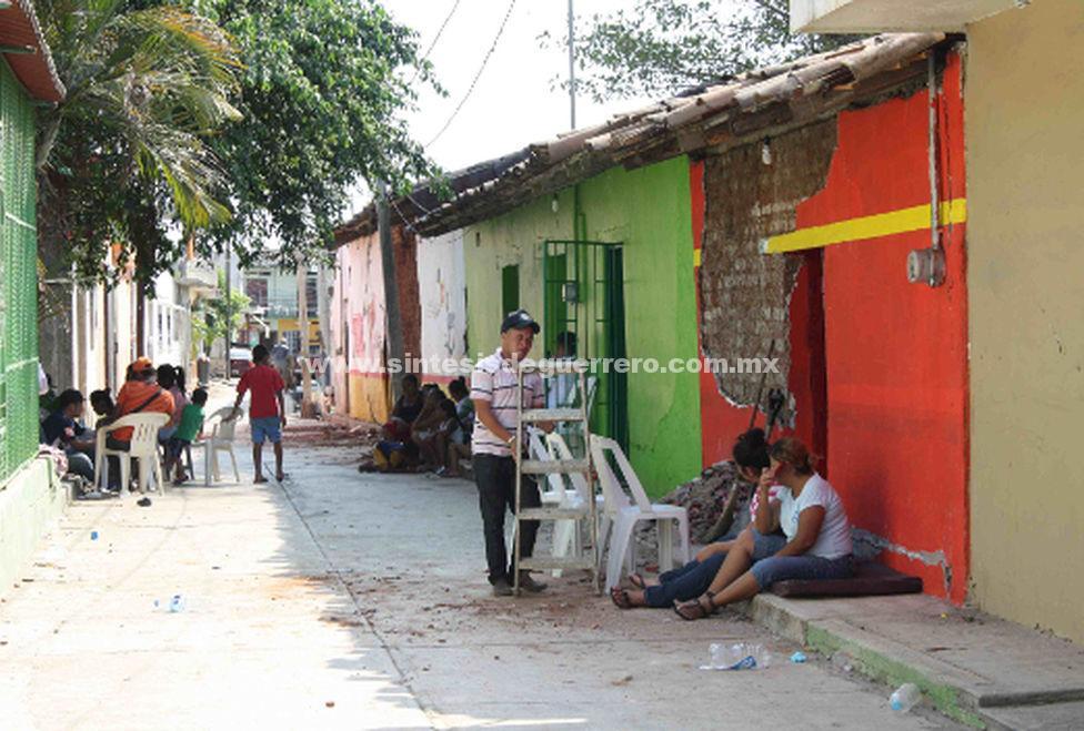 Cuatro degollados en Petatlan