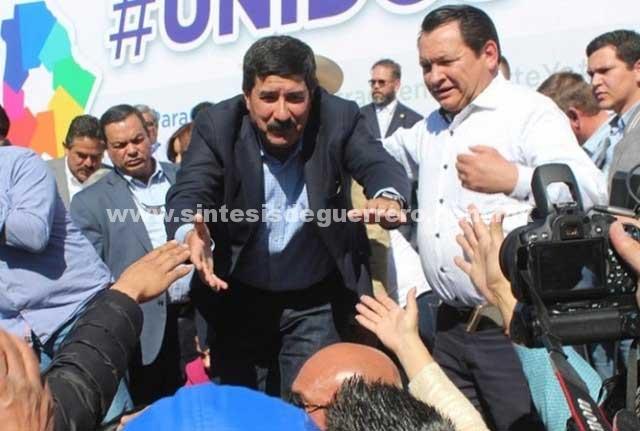 Javier Corral inicia hoy su marcha rumbo a la CDMX