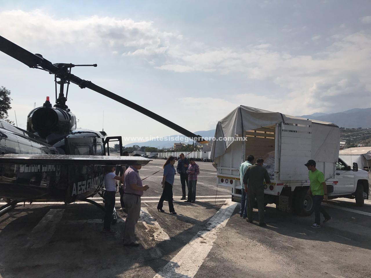 Atiende el Gobierno del Estado a los habitantes del poblado de San Felipe de Ocote de Apaxtla de Castrejón