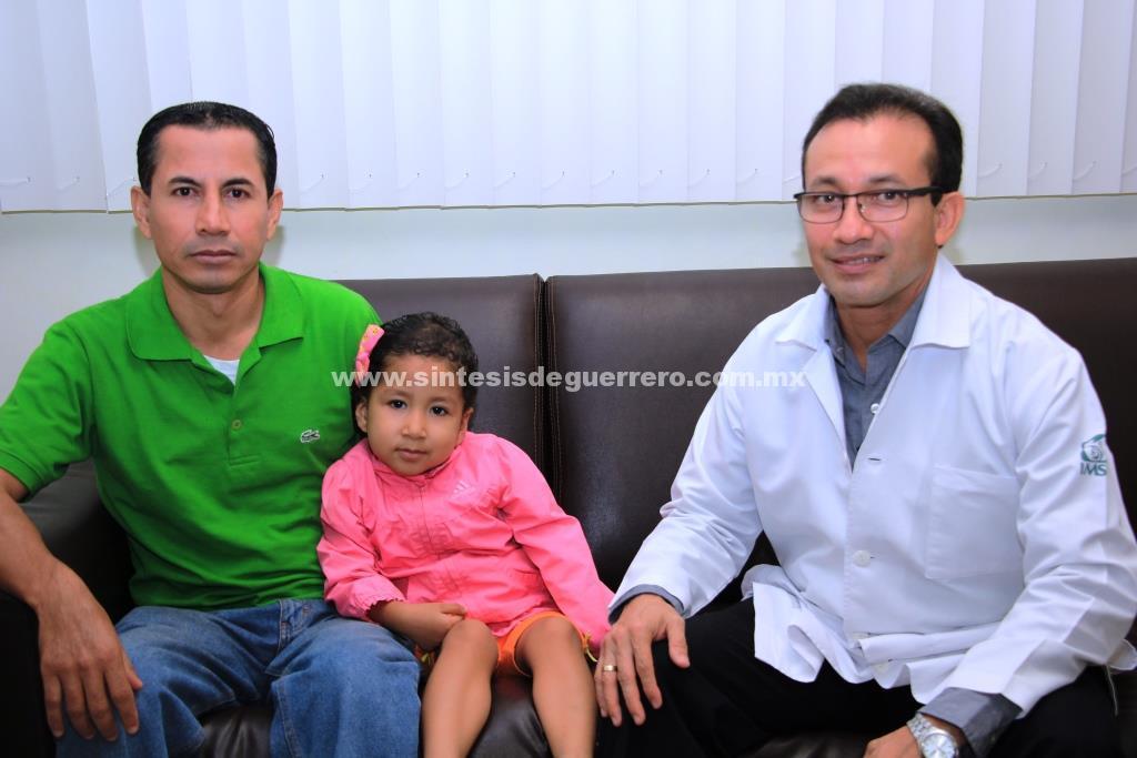 Con intervención quirúrgica, médicos del IMSS evitan muerte cerebral en menor de edad