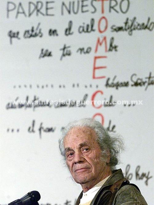 Chile pierde al antipoeta Nicanor Parra a los 103 años