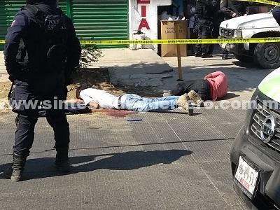 Tres heridos tras balacera en la colonia Emiliano zapata