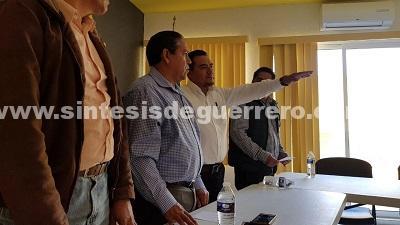 Nombra PRD a su nuevo dirigente municipal en Chilpancingo