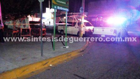 Amanece Acapulco con seis ejecutados y tres heridos