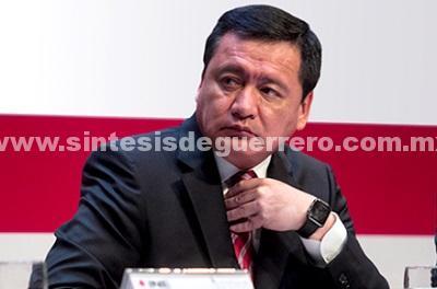 Buscaré ser senador plurinominal con PRI: Osorio Chong