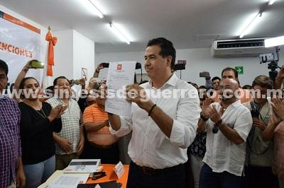 Vamos por un Acapulco limpio y seguro: Ricardo Mejía Berdeja