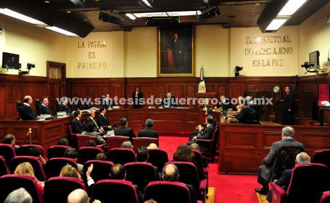 Corte admite recurso de diputados contra Ley de Seguridad