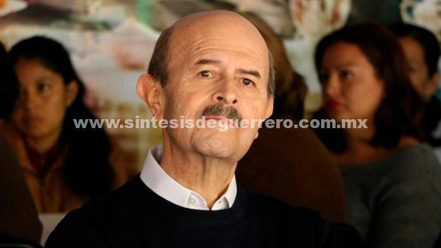 Fausto Vallejo contenderá por la Alcaldía de Morelia