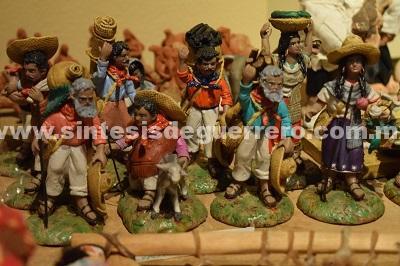Los nacimientos artesanales de México, reflejo de las tradiciones y costumbres de sus comunidades originarias