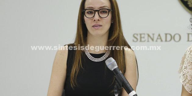 Ahora Gabriela Cuevas se va de Acción Nacional