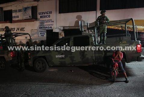 Tras ataque, 600 personas abandonan sus casas en Guerrero