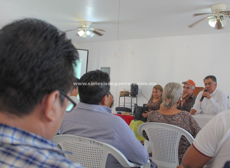 Aplicar una reingeniería administrativa al ayuntamiento de Acapulco, propone Víctor Aguirre Alcaide