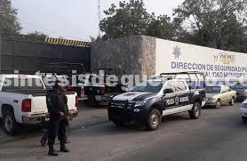 Paran labores polícias municipales en Zihuatanejo; piden permiso para portar armas