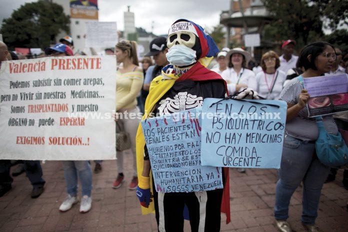 Venezuela multiplica por 37 petición de asilo