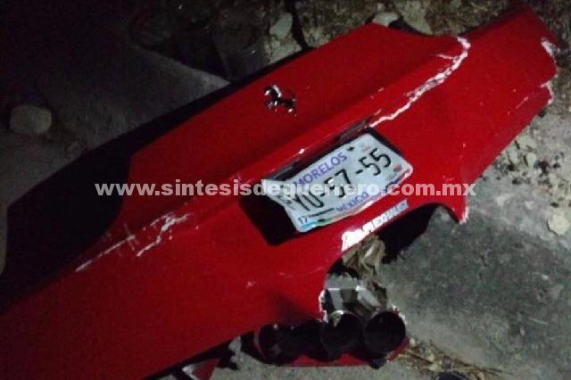 Detienen a chofer del Ferrari donde murieron dos colombianas