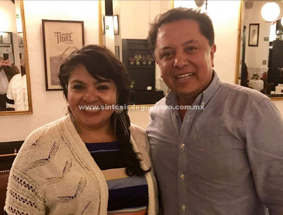 Postula Morena a la comandanta Nestora Salgado, como candidata al Senado