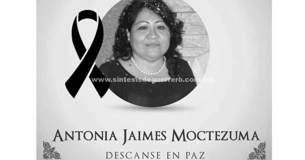 Matan a Antonia Jaimes, precandidata a diputada del PRD en Chilapa
