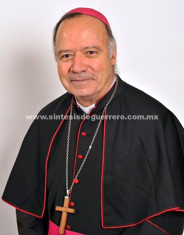 Lamenta arzobispo que la Cuaresma inicie en medio de la violencia