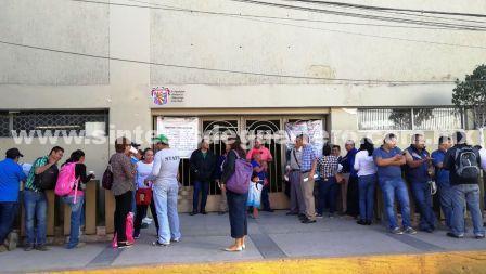 Amenazan con despedir a municipales de Chilpancingo