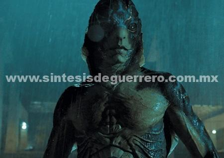 """The Shape of Water"", gran favorita a los Bafta frente a ""Three Billboards"""