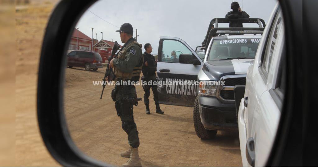 """Abaten a """"El Gabacho"""", jefe de plaza del Cártel de Sinaloa, en Guachochi"""