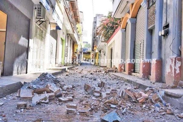 Declara Segob 33 municipios de Oaxaca en emergencia