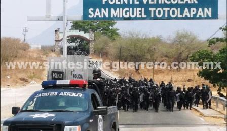 Enfrentamiento habría dejado 4 muertos en San Miguel Totolapan