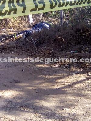Muere civil durante enfrentamiento contra policías estatal, en Zihuatanejo