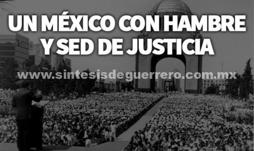 Índice Político: Ganará quien prometa hacer justicia a los traidores mexiquitas