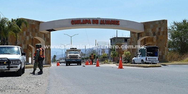 Se quedan sin agua barrios de Chilapa