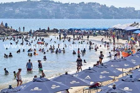 Alcanza Acapulco Dorado 77.4 por ciento de ocupación hotelera