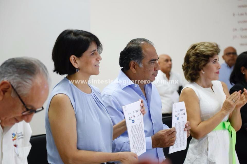 Astudillo Flores presidió la Vigésima Primera Sesión Extraordinaria del Sistema Estatal para Prevenir, Atender, Sancionar y Erradicad la Violencia contra las Mujeres.