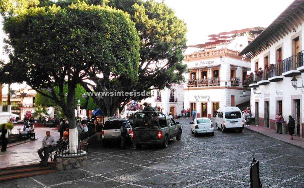 Liberan a secuestrado en Taxco