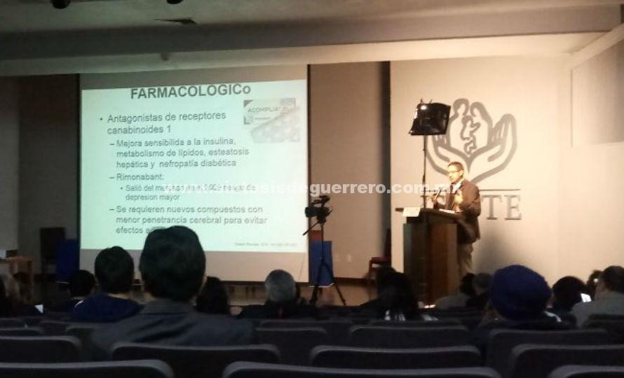 Obesidad, enfermedad que afecta al 72.5% de los mexicanos: Colegio de Medicina