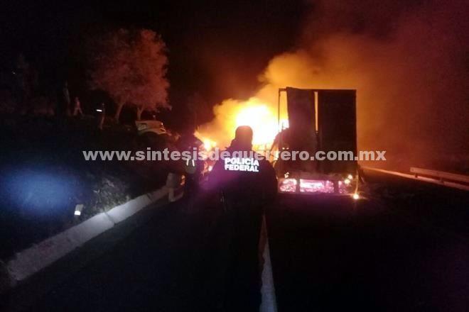 Deja choque un calcinado en Puebla
