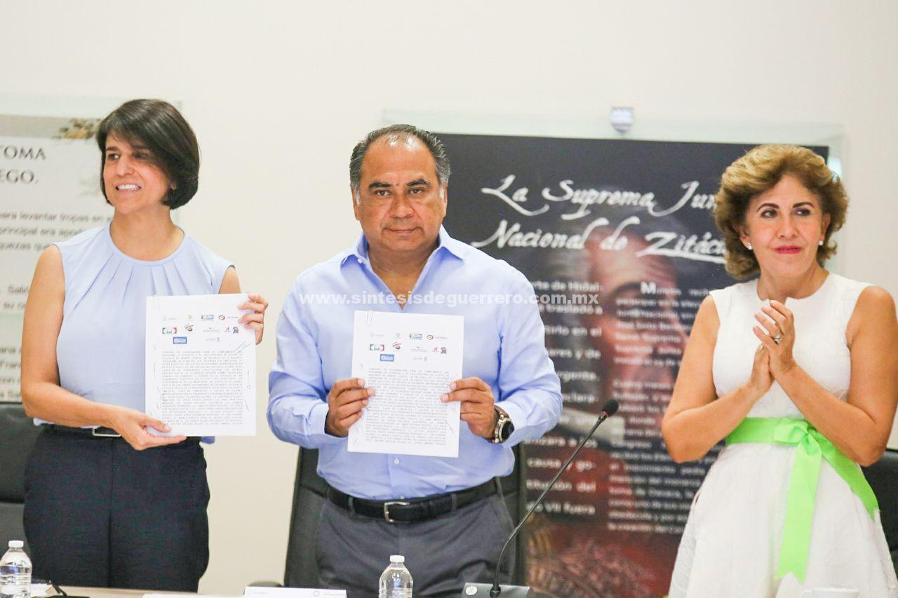 (Video) Convoca Astudillo a trabajar coordinados en el combate a la violencia contra las mujeres