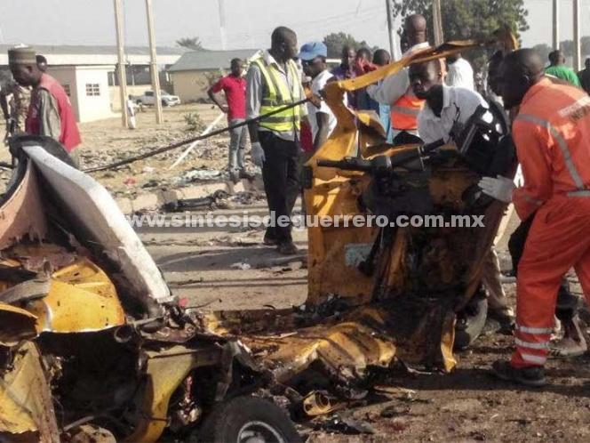 Doble atentado en Nigeria deja al menos 18 muertos