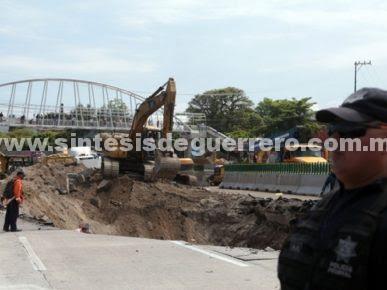 SCT supo de irregularidades en Paso Express: Impunidad Cero