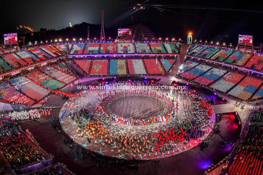 Pyeongchang despide los Juegos de la Paz y da la bienvenida a Pekín