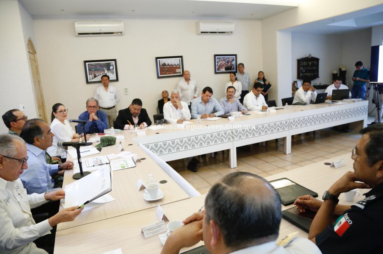 Firma Gobernador Convenios del fondo de aportación y fortalecimiento de seguridad pública