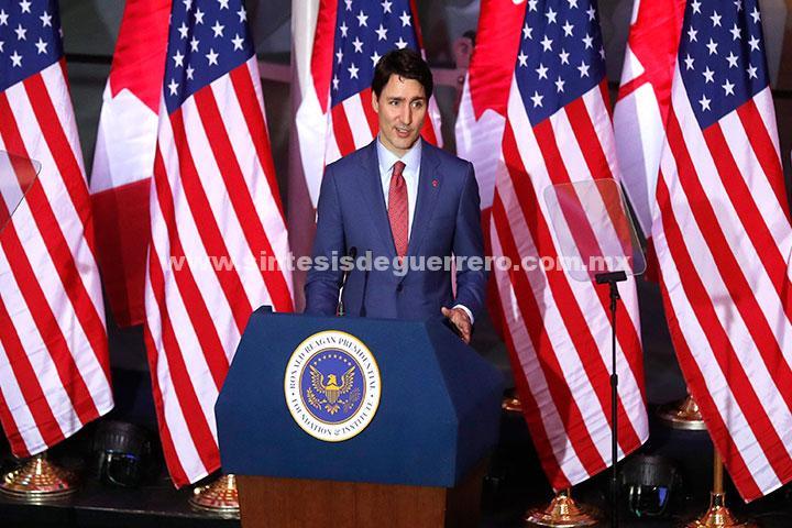 """Considera Trudeau al TLCAN como """"un éxito por modernizar"""""""
