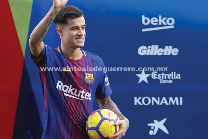 Barça gastó 402 mdd para reforzar su planilla