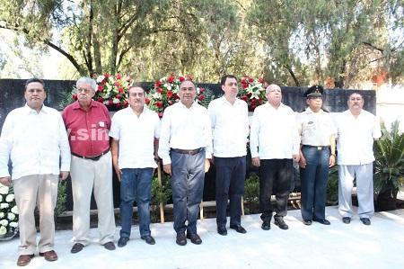 Encabeza el Gobernador Astudillo el 107 aniversario del movimiento de la Revolución del Sur