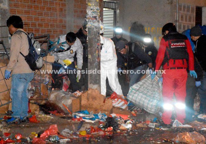Explosión en Bolivia deja ocho muertos y 40 heridos