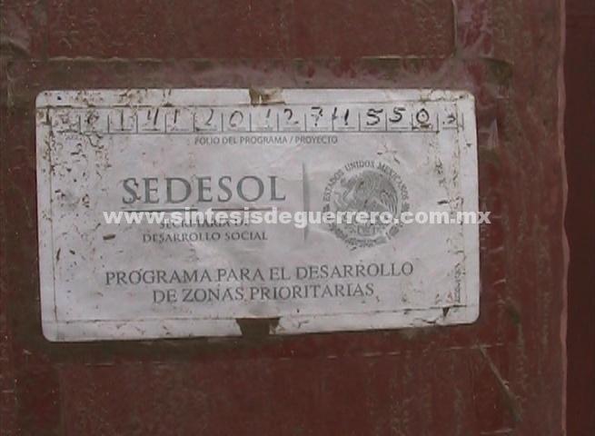 Damnificados de 2014 acusan a Sedatu de vender las casas del programa de reconstrucción